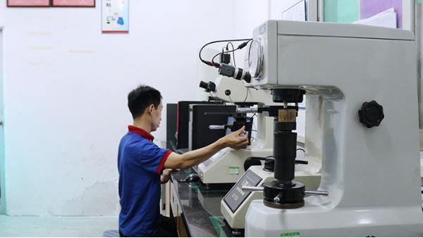 泰铭五金的不锈钢螺丝质量检测方法
