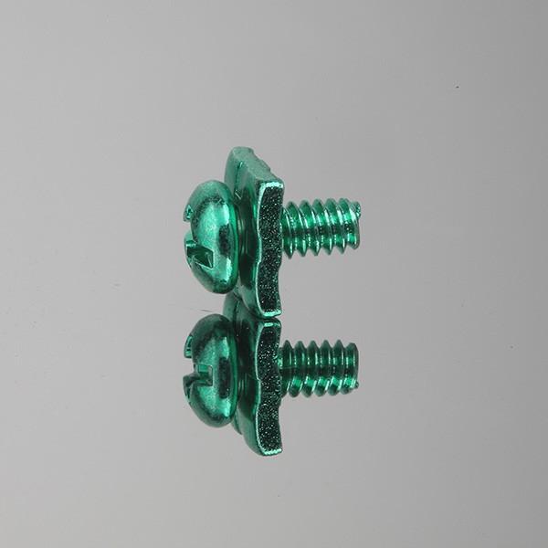 盘头十一字四方垫二组合螺钉
