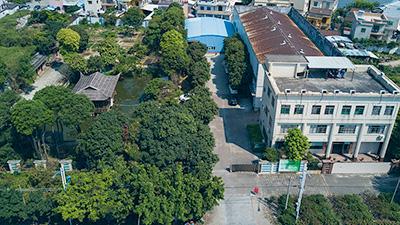 泰铭五金-工厂俯瞰图